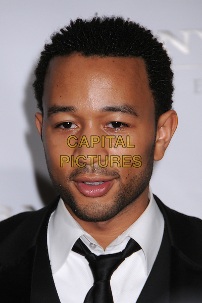 JOHN LEGEND.The 2008 Sony BMG Post Grammy Party held at The Beverly Hills Hotel in Beverly Hills, California, USA..February 10th, 2008 .headshot portrait stubble facial hair .CAP/ADM/BP.©Byron Purvis/AdMedia/Capital Pictures.