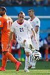 Marcelo Diaz (CHI), JUNE 23, 2014 - Football / Soccer : FIFA World Cup Brazil 2014 Group B match between Netherlands 2-0 Chile at Arena de Sao Paulo Stadium in Sao Paulo, Brazil. (Photo by Maurizio Borsari/AFLO)