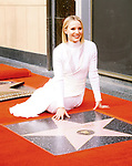 Kristen Bell -Star WofF 012 ,  Kristen Bell And Idina Menzel  Honored With Stars On The Hollywood Walk Of Fame on November 19, 2019 in Hollywood, California