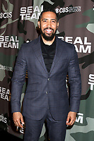 """LOS ANGELES - FEB 25:  Neil Brown Jr at the """"Seal Team"""" Screening at the ArcLight Hollywood on February 25, 2020 in Los Angeles, CA"""