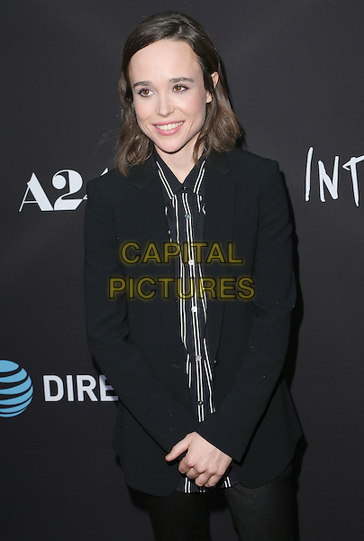 22 June 2016 - Hollywood, California - Ellen Page. &quot;Into The Forest&quot; Los Angeles Premiere held at ArcLight Hollywood.  <br /> CAP/ADM/FS<br /> &copy;FS/ADM/Capital Pictures