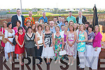New post.--------.Maria Moriarty(Front Centre)from Clonmore Tralee celebrated her departure from Kerry General Hospital after 12yrs to move to new employment with Kerry County Council at the Station House Bar/Restaurant Blennerville last Friday evening.   Copyright Kerry's Eye 2008