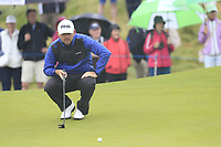 Liam Johnston (SCO) on the 17th hole during Saturday's Round 3 of the Dubai Duty Free Irish Open 2019, held at Lahinch Golf Club, Lahinch, Ireland. 6th July 2019.<br /> Picture: Eoin Clarke | Golffile<br /> <br /> <br /> All photos usage must carry mandatory copyright credit (© Golffile | Eoin Clarke)