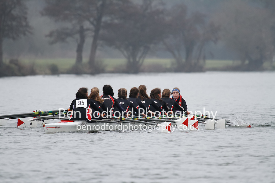Crew: 95 - Lady E Holles  - W.J14A.8x+ <br /> <br /> Henley Fours &amp; Eights Head 2017<br /> <br /> To purchase this photo, or to see pricing information for Prints and Downloads, click the blue 'Add to Cart' button at the top-right of the page.