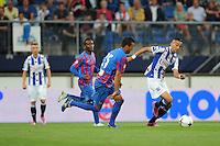 VOETBAL: HEERENVEEN: 02-08-2014, Abe Lenstra Stadion, SC Heerenveen - Levante, oefenduel uitslag 0-1, Hakim Ziyech, ©foto Martin de Jong