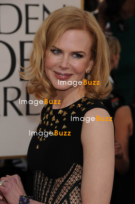 1/13/13.Nicole Kidman at the 70th Annual Golden Globe Awards..(Beverly Hills, CA)