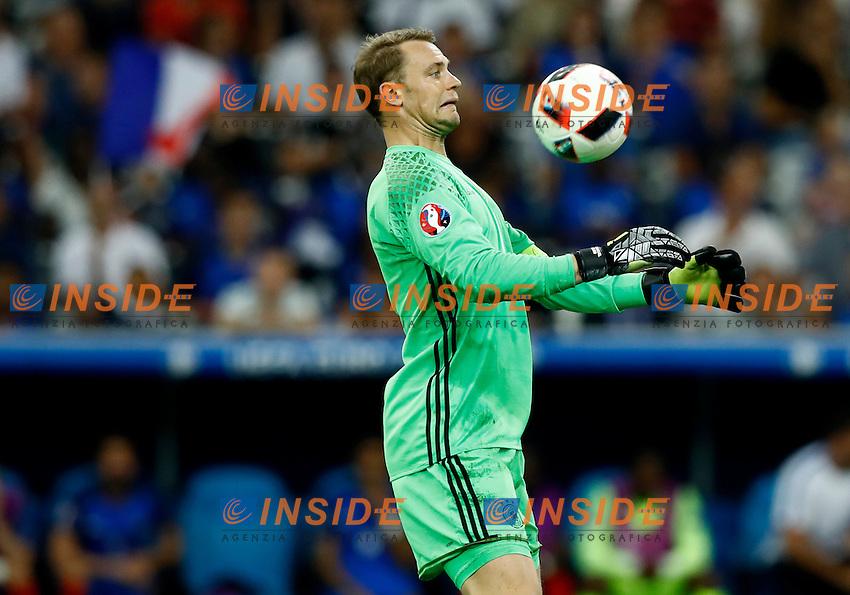 Manuel Neuer (Germany) <br /> Marseille 07-07-2016 Stade Velodrome Football Euro2016 Germany - France / Germania - Francia Semi-finals / Semifinali <br /> Foto Matteo Ciambelli / Insidefoto