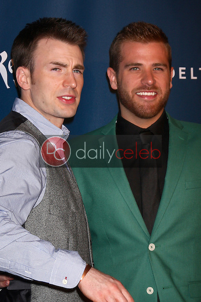 Chris Evans, Scott Evans<br />