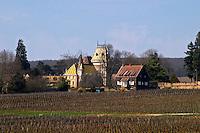 vineyard ch de corton andre aloxe-corton cote de beaune burgundy france