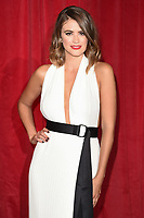 Sophie Porley<br /> at the British Soap Awards 2017 held at The Lowry Theatre, Manchester. <br /> <br /> <br /> &copy;Ash Knotek  D3272  03/06/2017