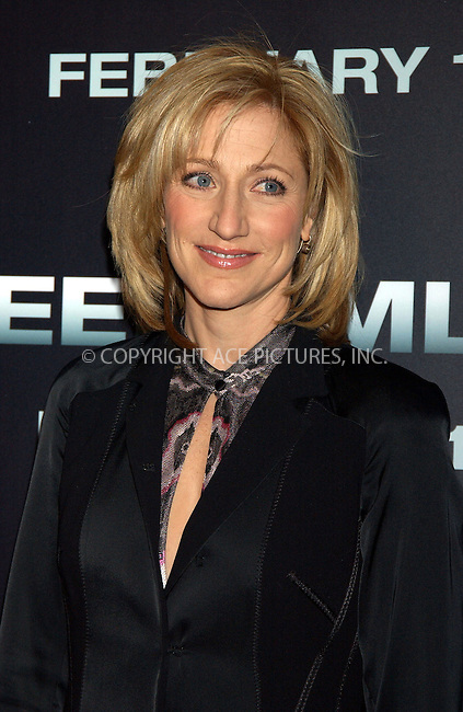 WWW.ACEPIXS.COM . . . . . ....NEW YORK, FEBRUARY 13, 2006....Edie Falco at the premiere of 'Freedomland' held at Loews Lincoln Square Theatre.....Please byline: KRISTIN CALLAHAN - ACEPIXS.COM.. . . . . . ..Ace Pictures, Inc:  ..Philip Vaughan (212) 243-8787 or (646) 679 0430..e-mail: info@acepixs.com..web: http://www.acepixs.com