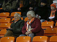 Blackpool fans watch <br /> <br /> Photographer Stephen White/CameraSport<br /> <br /> Emirates FA Cup Third Round - Blackpool v Arsenal - Saturday 5th January 2019 - Bloomfield Road - Blackpool<br />  <br /> World Copyright © 2019 CameraSport. All rights reserved. 43 Linden Ave. Countesthorpe. Leicester. England. LE8 5PG - Tel: +44 (0) 116 277 4147 - admin@camerasport.com - www.camerasport.com<br /> <br /> Photographer Stephen White/CameraSport<br /> <br /> Emirates FA Cup Third Round - Blackpool v Arsenal - Saturday 5th January 2019 - Bloomfield Road - Blackpool<br />  <br /> World Copyright © 2019 CameraSport. All rights reserved. 43 Linden Ave. Countesthorpe. Leicester. England. LE8 5PG - Tel: +44 (0) 116 277 4147 - admin@camerasport.com - www.camerasport.com
