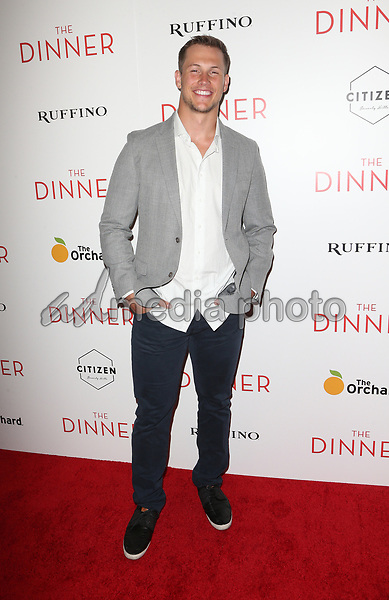 "01 May 2017 -  Beverly Hills, California - Andrew East. Premiere Of The Orchard's ""The Dinner"" held at The Writers Guild Theater. Photo Credit: Faye Sadou/AdMedia"