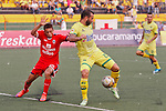 Atlético Bucaramanga empató sin goles frente al Fortaleza en la fecha 9 de la Liga Águila I-2016