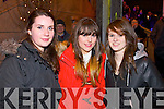 Pictured in Killarney on New Year's Eve were l-r: Sarah Carroll, Claire Moynihan and Olivia Dawson (all Killarney).