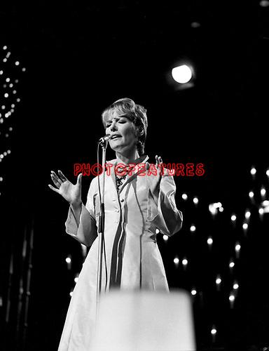 Petula Clark 1967<br /> © Chris Walter