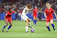 Lyon (França), 02/07/2019 - Copa do Mundo de Futebol Feminino / Inglaterra x Estados Unidos - <br />  Scott da Inglaterra durante partida contra os Estados Unidos  jogo válido pelas semifinais da Copa do Mundo de Futebol Feminino no Estádio de Lyon na França nesta terça-feira, 02. (Foto: Vanessa Carvalho/Brazil Photo Press)