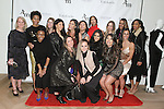 the 3rd Annual Wives' Holiday Soiree at Totokaelo in SOHO on December 9, 2015.