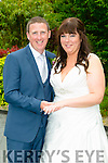 Gillian Twiss, Milltown, daughter of Pat and Francis Twiss, and Mattew Edwards, Milltown, son of John and Mary Edwards were married at Our Lady of the Sacred Heart Church Milltown by Fr. Gerard O'Leary on Friday 19th June 2015 with a reception at the Earl of Desmond Hotel