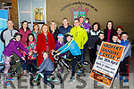 Ardfeet Rides Out Again as they launch their annual cycle at Ardfert NS on Monday evening
