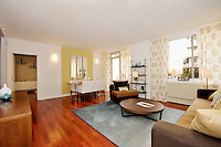 Living Room at 301 West 118th Street