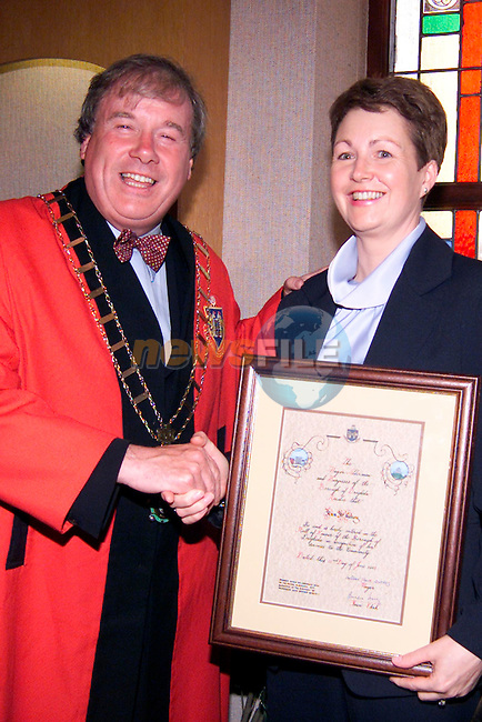 Corporation Civic Awards.CAPTIONS TO FOLLOW.Picture: Paul Mohan/Newsfile