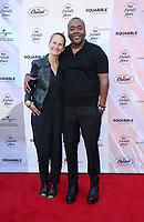 6 April 2019 - Los Angeles, California - Heather Carmichael, Lee Daniels. the Ending Youth Homelessness: A Benefit For My Friend's Place  held at Hollywood Palladium.  <br /> CAP/ADM/FS<br /> &copy;FS/ADM/Capital Pictures