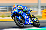 Team SUZUKI ECSTAR's rider Alex Rins of Spain rides during the MotoGP Official Test at Chang International Circuit on 17 February 2018, in Buriram, Thailand. Photo by Kaikungwon Duanjumroon / Power Sport Images