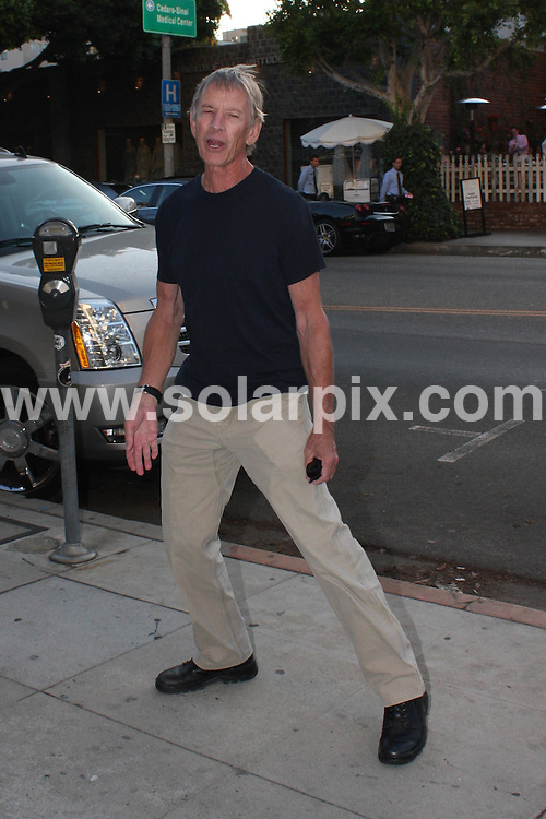 **ALL ROUND PICTURES FROM SOLARPIX.COM**.**WORLDWIDE SYNDICATION RIGHTS**.**NO PUBLICATION IN AUSTRALIA, NEW ZEALAND,.DENMARK, GERMANY OR USA**.Actor Scott Glenn seen wandering the streets of Beverly Hills.. Hollywood, California, USA. 5th October 2008..JOB REF: 7532 LAP (JSCW)      DATE: 05_10_2008.**MUST CREDIT SOLARPIX.COM OR DOUBLE FEE WILL BE CHARGED* *UNDER NO CIRCUMSTANCES IS THIS IMAGE TO BE REPRODUCED FOR ANY ONLINE EDITION WITHOUT PRIOR PERMISSION*