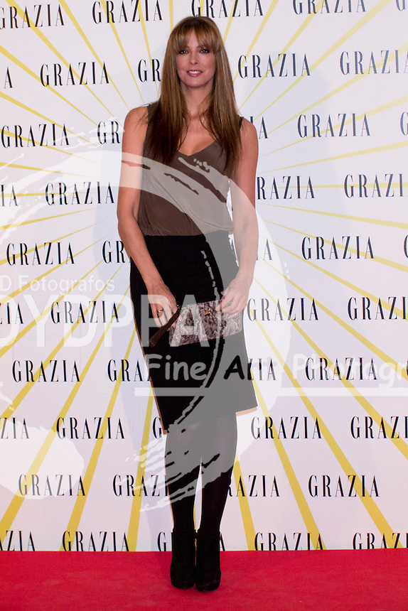 12.02.2013. Circo Price. Madrid. Spain. Celebrities attend the Party for the new magazine 'Grazia'. In the image: Estefania Luyk. (C) Ivan L. Naughty / DyD Fotografos//