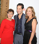 "LOS ANGELES, CA. - December 13: Paul Rudd, Julie Yaeger and Mom attend the ""How Do You Know"" Los Angeles Premiere at Regency Village Theatre on December 13, 2010 in Westwood, California."