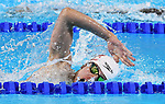 Caleb Arndt competes in the para swimming  at the 2019 ParaPan American Games in Lima, Peru-29aug2019-Photo Scott Grant