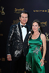 LOS ANGELES - APR 29: Vincent DePaul, Kira Reed Lorsch at The 43rd Daytime Creative Arts Emmy Awards Gala at the Westin Bonaventure Hotel on April 29, 2016 in Los Angeles, California