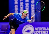 Rotterdam, Netherlands, December 13, 2017, Topsportcentrum, Ned. Loterij NK Tennis, Gijs Brouwer (NED)<br /> Photo: Tennisimages/Henk Koster