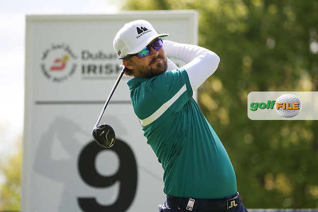 Rikard Karlberg (SWE) during Round One of the 2016 Dubai Duty Free Irish Open Hosted by The Rory Foundation which is played at the K Club Golf Resort, Straffan, Co. Kildare, Ireland. 19/05/2016. Picture Golffile | David Lloyd.<br /> <br /> All photo usage must display a mandatory copyright credit as: &copy; Golffile | David Lloyd.