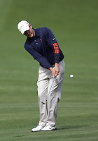 22 May, 2010:   Illinois Chris DeForest chips his ball on the green on hole three during day three of the NCAA West Regional First Round at Gold Mountain Golf Course in Bremerton, Washington.