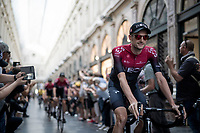 Wout Poels (NED/Ineos)<br /> <br /> Official 106th Tour de France 2019 Teams Presentation at the Central Square (Grote Markt) in Brussels (Belgium)<br /> <br /> ©kramon
