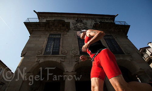 26 JUN 2011 - PONTEVEDRA, ESP - European Age Group Olympic Distance Triathlon Championships .(PHOTO (C) NIGEL FARROW)