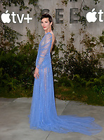 "LOS ANGELES, USA. October 22, 2019: Sylvia Hoeks at the premiere of AppleTV+'s ""SEE"" at the Regency Village Theatre.<br /> Picture: Paul Smith/Featureflash"