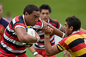 Counties Manukau Rep Rugby 08