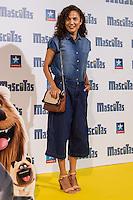 Spanish actress Toni Acosta during the premiere of  Mascotas at Kinepolis cinema in Madrid. July 21, 2016. (ALTERPHOTOS/Rodrigo Jimenez) /NORTEPHOTO.COM