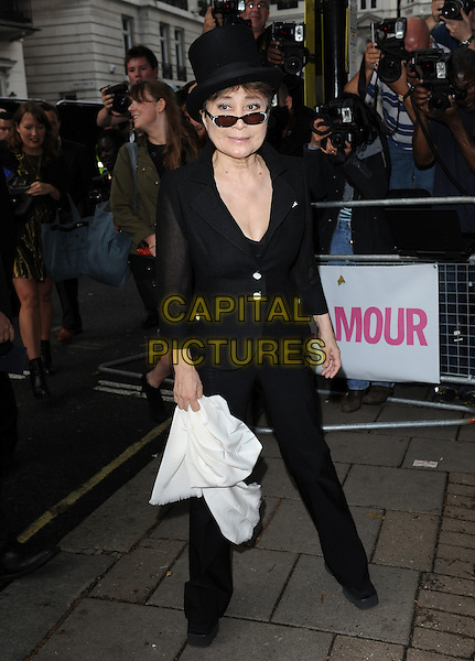 Tuesday June 08 2010    Yoko Ono at the Glamour Women Of The Year Awards, London        <br /> CAP/CK<br /> &copy;CK/Capital Pictures