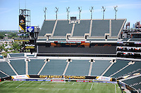 Philadelphia, PA - Friday Feb. 09, 2007: Lincoln Financial Field prior to a Copa America Centenario Group D match between Chile (CHI) and Panama (PAN) at Lincoln Financial Field.