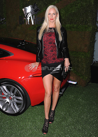 "WEST HOLLYWOOD, CA - MAY 2:  Claire Farwell at Jaguar North America and BritWeek Present ""A Villanous Affair"" at The London West Hollywood on May 2, 2014 in West Hollywood, California. PGSK/MediaPunch"