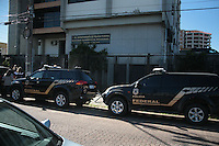 PORTO ALEGRE, RS,08.06.2016 - PF-RS - Polícia Federal durante coletiva de imprensa da operação Belo Monte que apura desvios de R$ 1,6 mi em seguro-desemprego na cidade de Porto Alegre na manha desta quarta-feira, (08). (Foto: Naian Meneghetti /Brazil Photo Press)