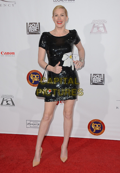 06 February  - Los Angeles, Ca - Alice Evans. Arrivals for the Society of Camera Operators Lifetime Achievement Awards held at Paramount Theater at Paramount Studios.  <br /> CAP/ADM/BT<br /> &copy;BT/ADM/Capital Pictures