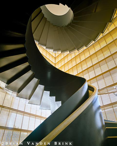 Design: Pei Cobb Freed Architects