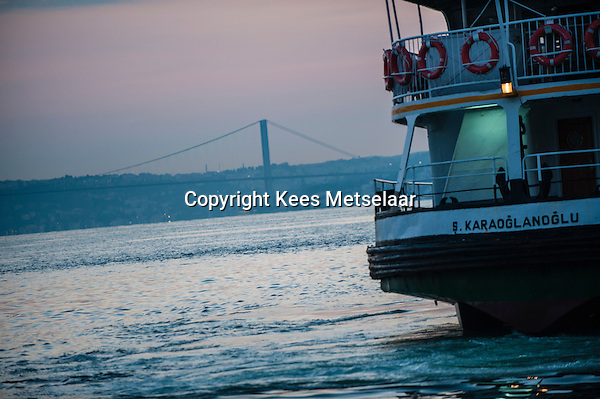 Turkey, Istanbul    Photo Kees Metselaar
