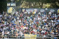 FC Gold Pride fans. The Los Angeles Sol defeated FC Gold Pride, 2-0, at Buck Shaw Stadium in Santa Clara, CA on May 24, 2009.