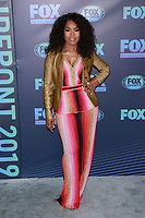 NEW YORK, NY - MAY 13: Angela Bassett at the FOX 2019 Upfront at Wollman Rink in Central Park, New York City on May 13, 2019. <br /> CAP/MPI99<br /> ©MPI99/Capital Pictures